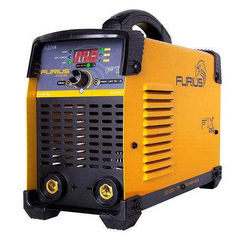 Maquina De Soldar Furius Fix 251 250a Mma/tig Lift Digital