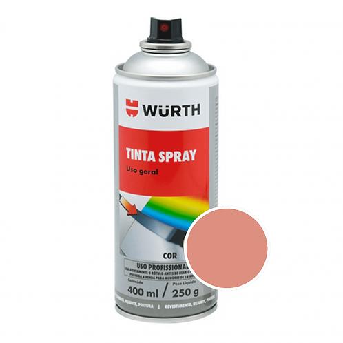 Pintura en Aerosol Color Rosa Wurth