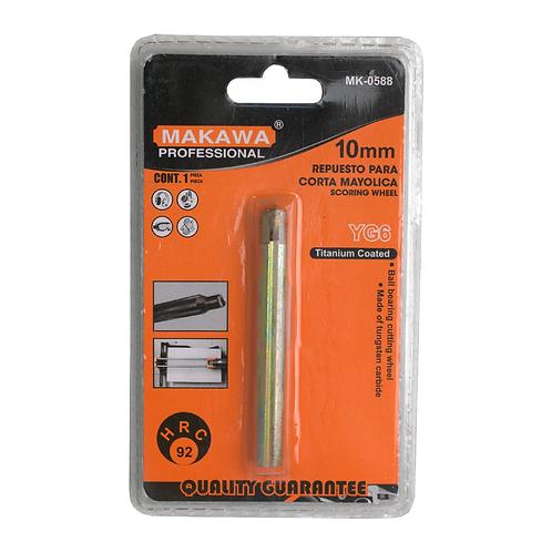 Repuesto Para Corta Mayolica 10mm Mk-0588 Makawa