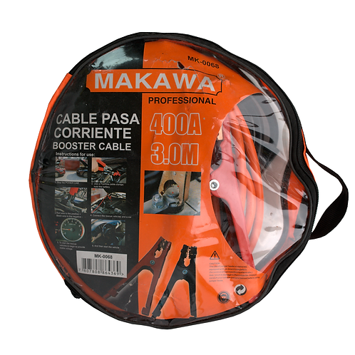 Cable Pasacorriente 3m 400a Mk-0068 Makawa