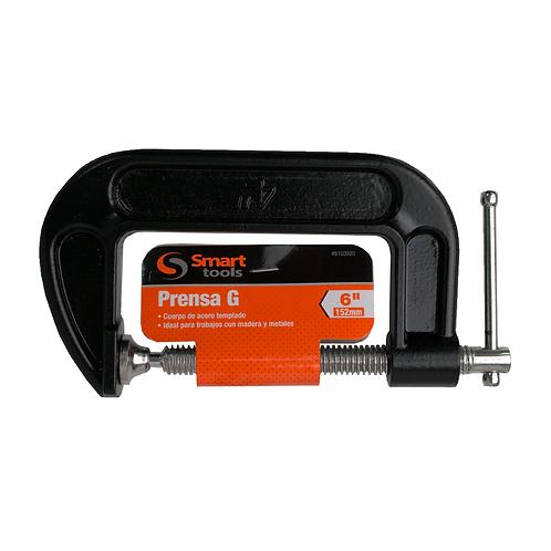 Prensa G 6 Pulgadas Smart Tools