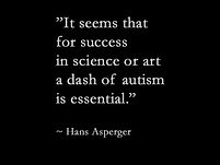 Hans Asperger quote on Asperger.jpg