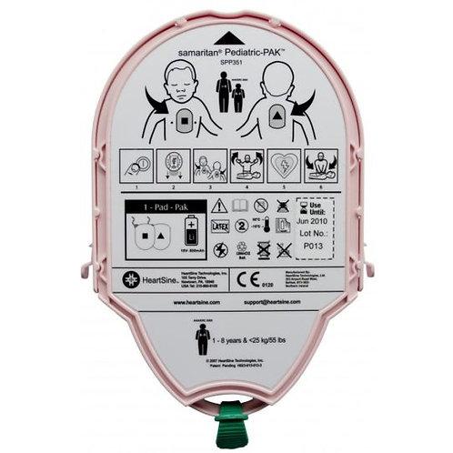 HeartSine Samaritan AED Paediatric PAD-Pak 04