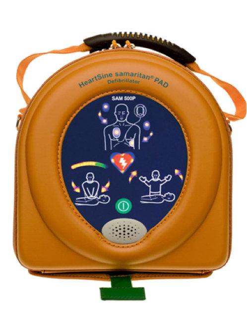 Samaritan Pad 500P Defibrillator with CPR Advisor