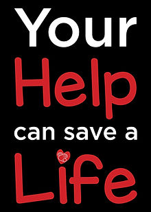 Your Help Can Save a Life - Learn wit Help 4 Life and you can learn to do just that.... Help others for the rest of your life.