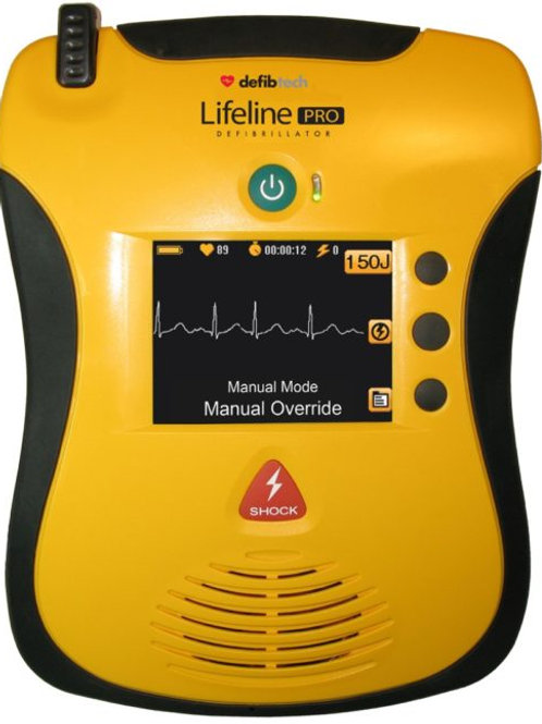 Defibtech Lifeline Pro AED Defibrillator