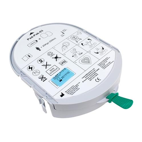 HeartSine Samaritan AED Adult PAD-Pak 03