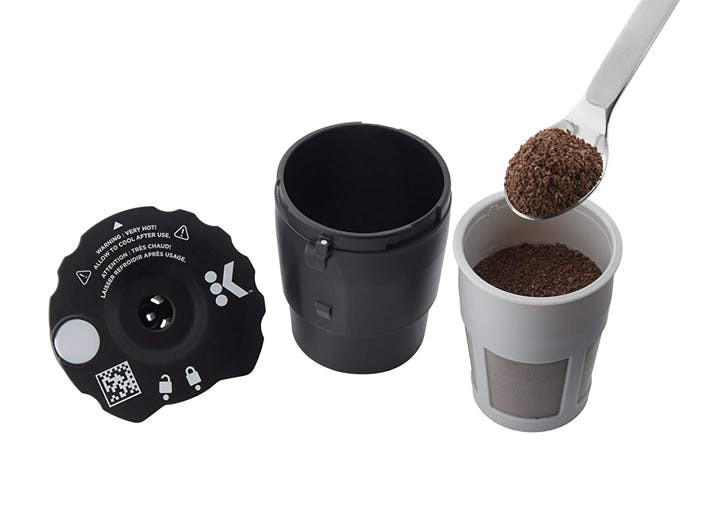 reusable k-cup for keurig