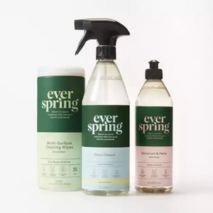 ever spring all natural cleaning products