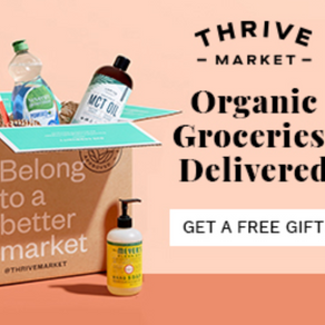 Is Thrive Market Worth It For A Vegan?