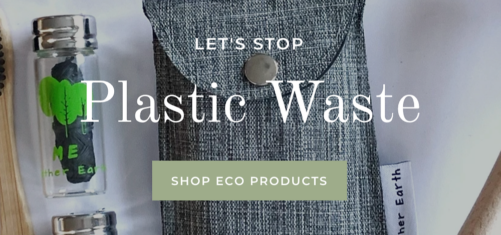 Lets stop plastic waste with Me mother earth