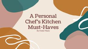 My Kitchen Must-Haves