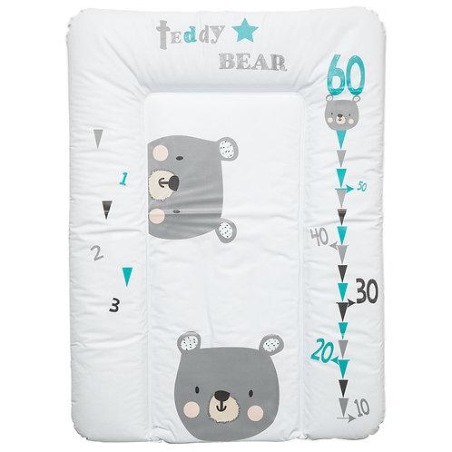 Matelas à langer Essentiel avec toise 50x70 cm - Teddy Bear