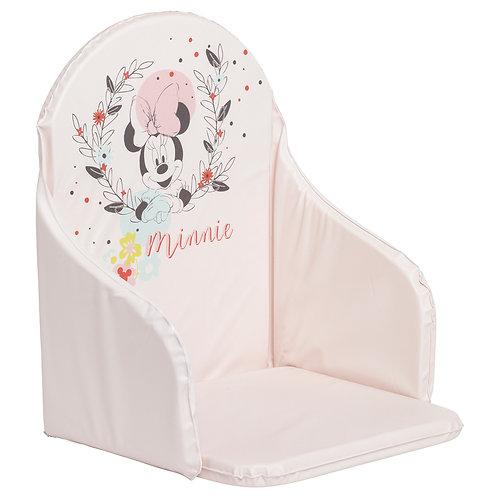 Coussin de chaise haute Disney Minnie Floral en PVC