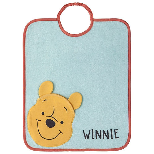 Bavoir pliable Bagolo Disney Winnie - 12 mois