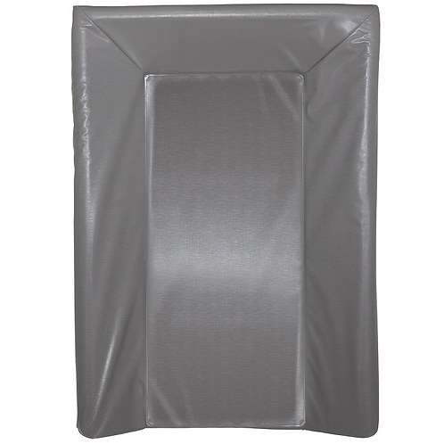 Matelas à langer luxe en PVC 50x70 cm - Taupe