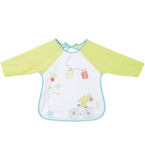 Bavoir tablier Petite souris - 18 mois