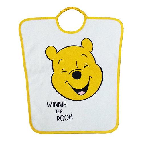 Bavoir maternelle élastiqué Disney Winnie the Pooh