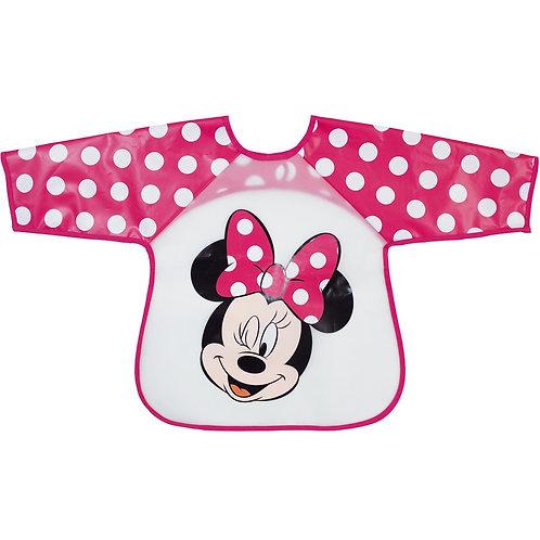 Bavoir tablier plastifié Disney Minnie - 12 mois