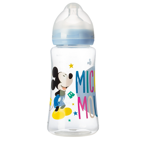 Biberon à col large Disney Mickey Bloom - 360mL