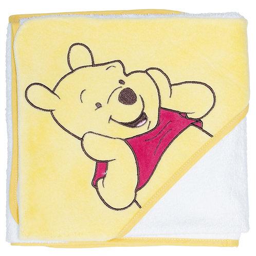 Cape de bain Disney Winnie Classic - 80x80 cm