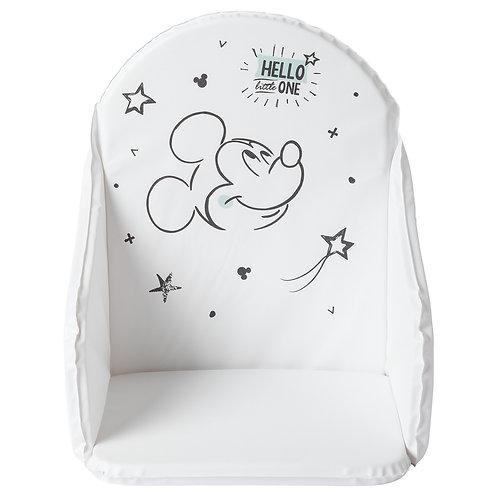 Coussin de chaise haute Disney Mickey Little One en PVC