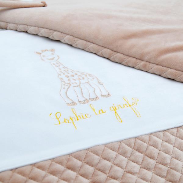 Sophie la girafe tour de lit