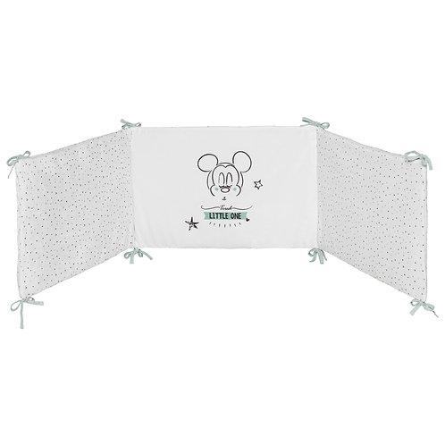 Tour de lit adaptable Disney Mickey Little One