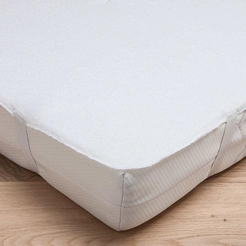 Alèse plateau en molleton 100% coton - 60x120 cm