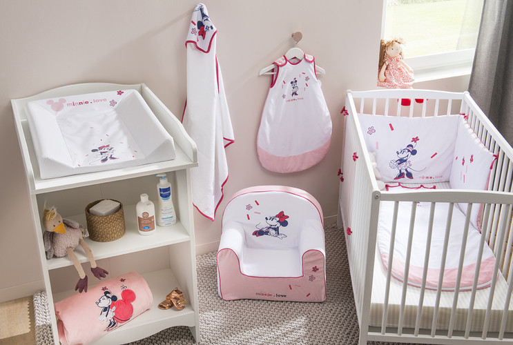 collection bébé Minnie