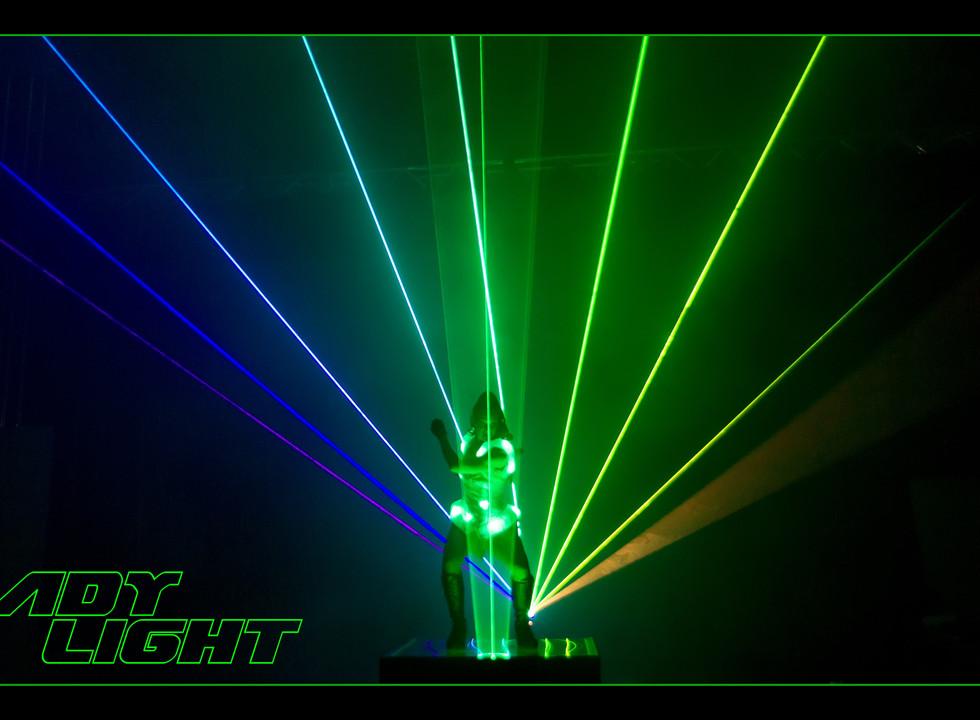 Laser Fan