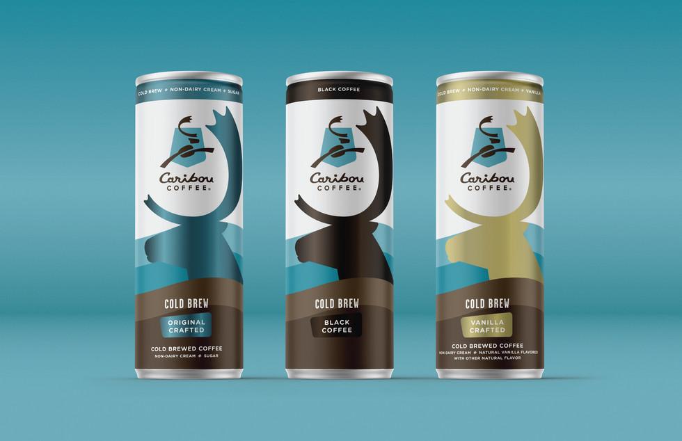 Caribou Coffee | Erickson Design Co