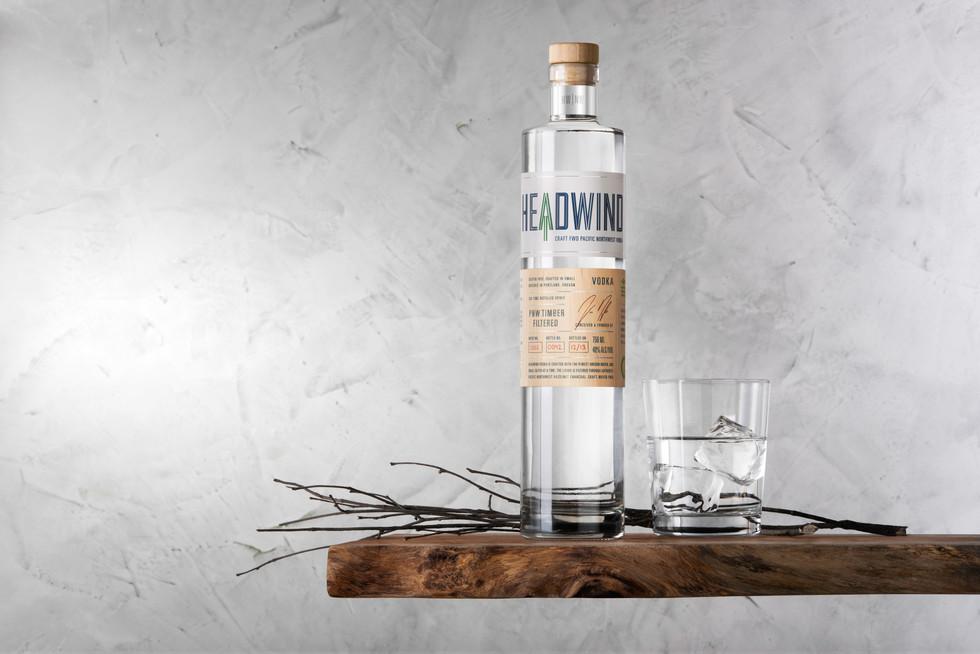 Headwind Vodka | Erickson Design Co.