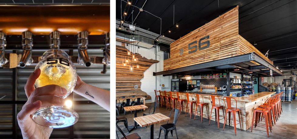 56 Brewing | Erickson Design Co.