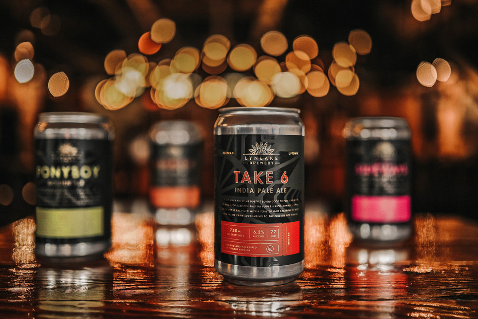 Lynlake Brewing | Erickson Design Co.