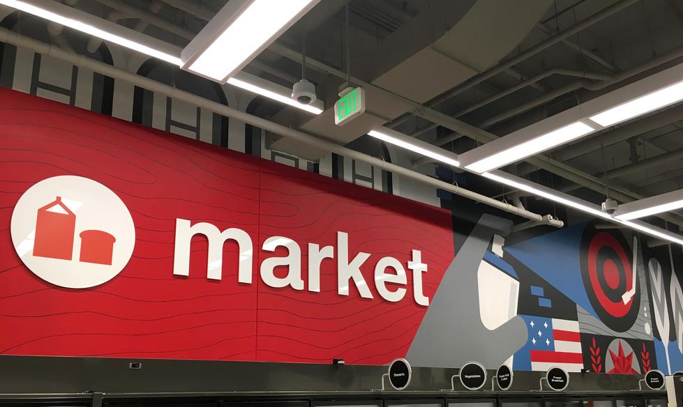 Target Uptown Minneapolis Mural | Erickson Design Co.