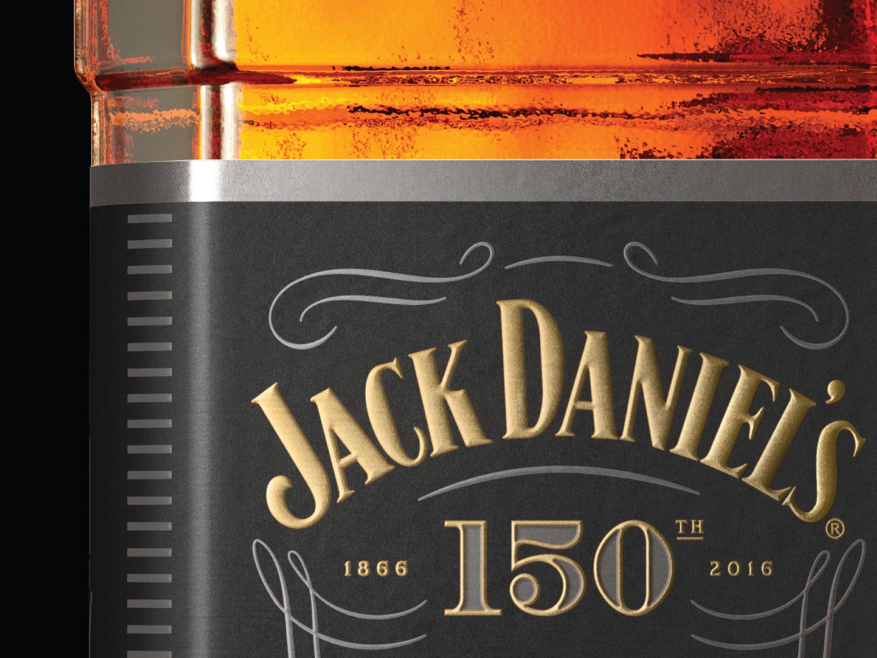 Jack Daniel's 150th Anniversary | Erickson Design Co.
