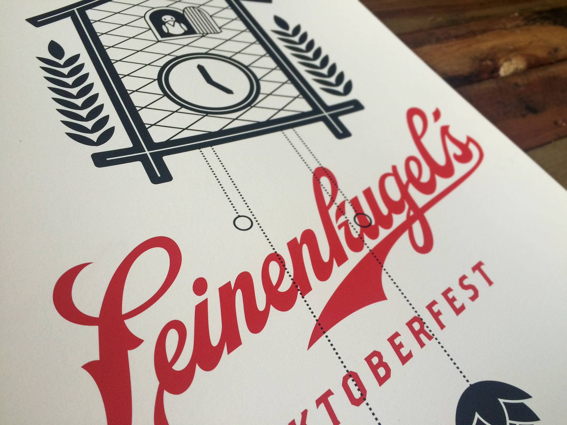Linenkugel's Oktoberfest | Erickson Design Co.