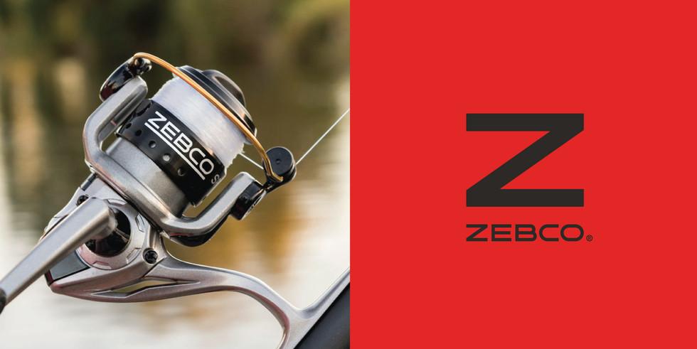 Zebco | Erickson Design Co.