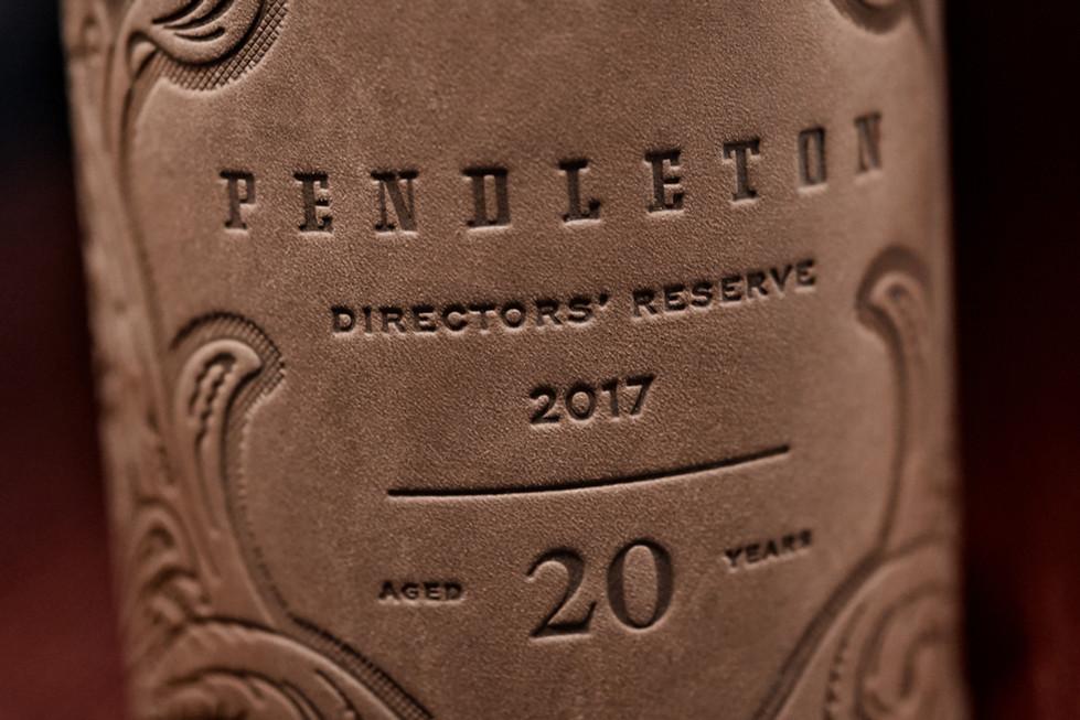 Pendleton Directors' Reserve   Erickson Design Co.