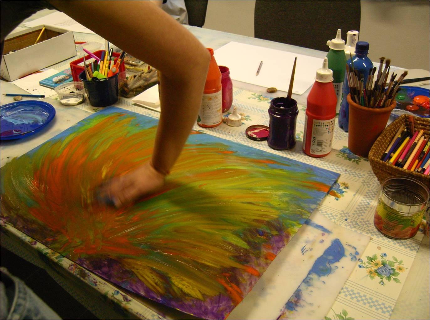 Művészetterápia