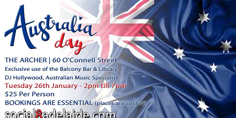 Australia Day Social Mixer