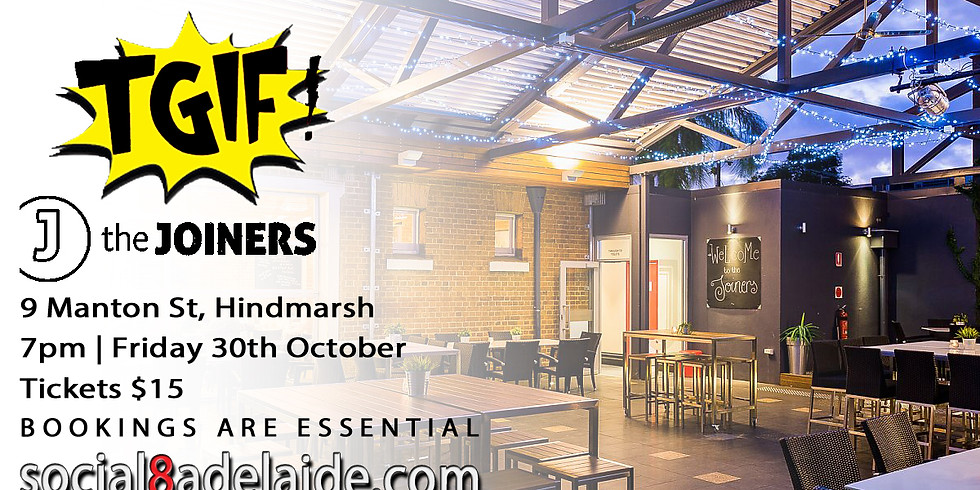 TGIF | The Joiners