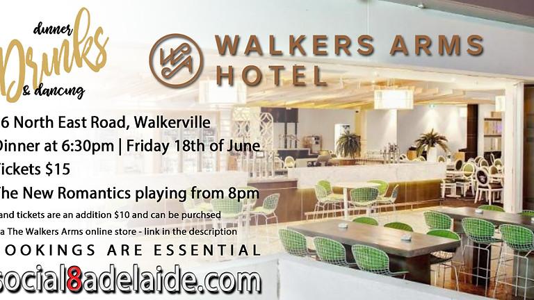 Dinner Drinks & Dancing | The Walkers Arms