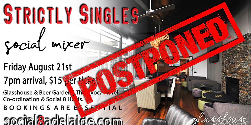 Strictly Singles Social Mixer
