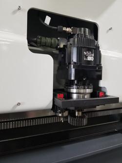 Vertical Idler Drive System