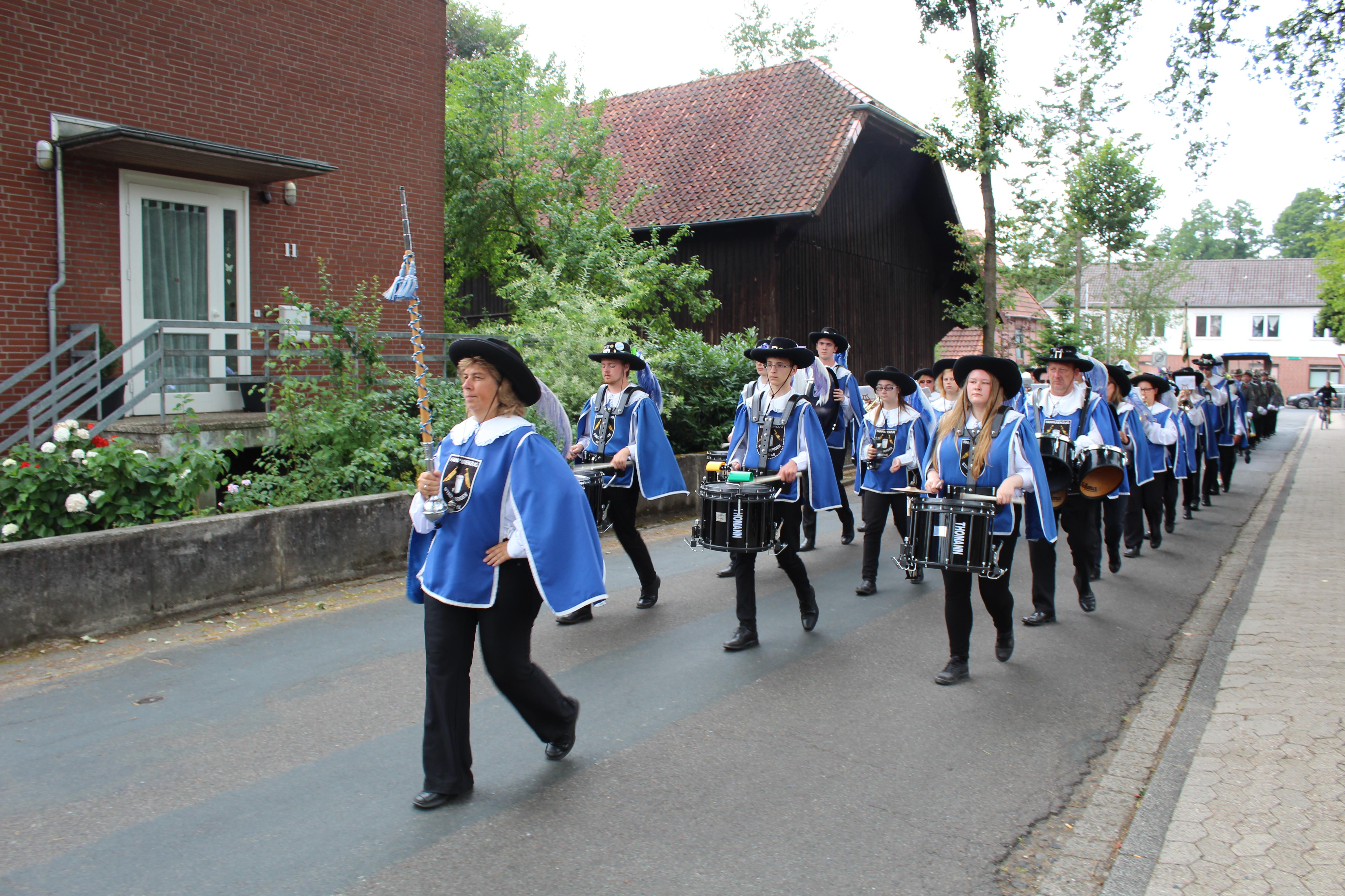 Schützenfest Freitag