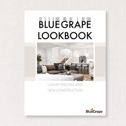 BlueGrape Staging Lookbook
