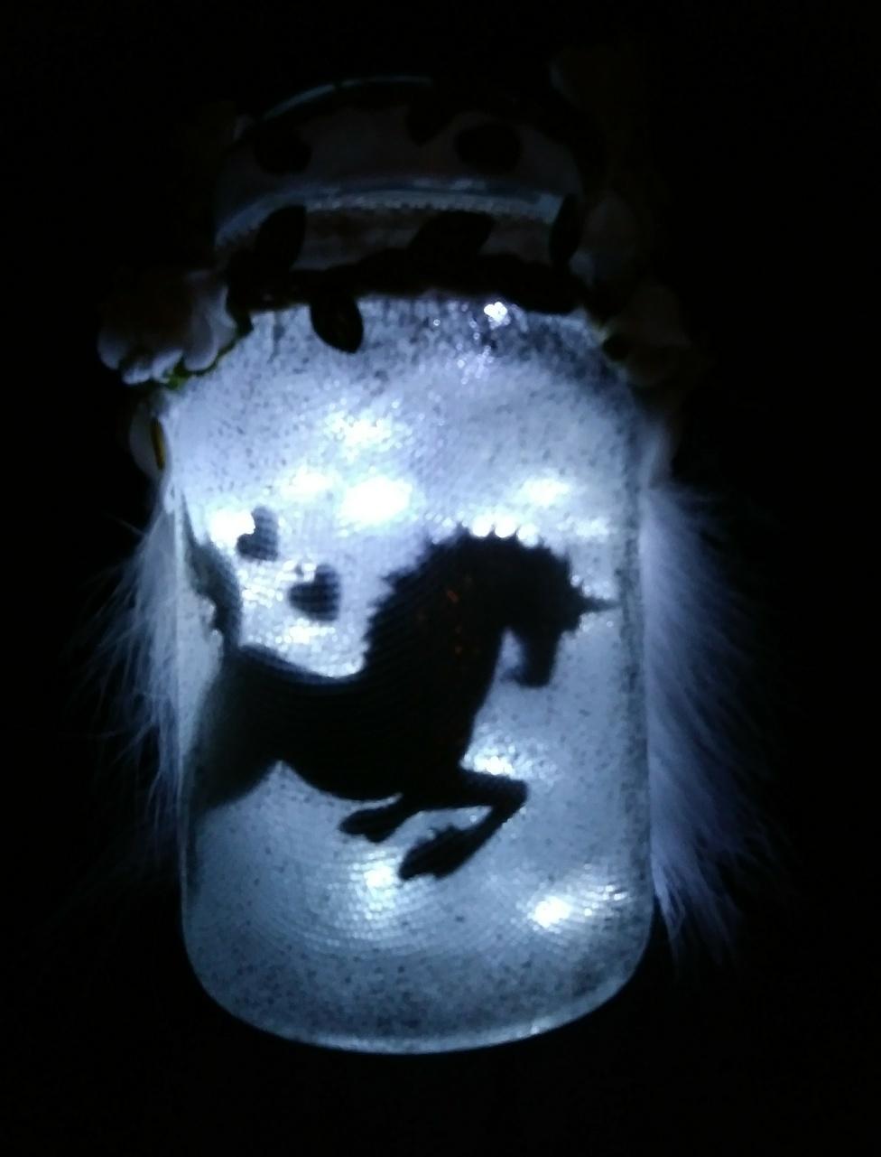 Unicorn Jar