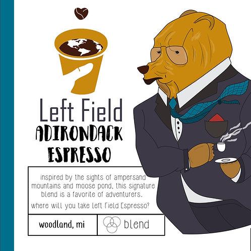 Adirondack Espresso